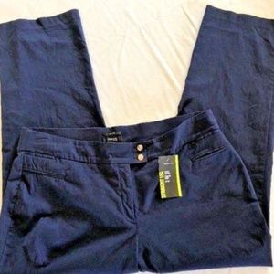 Style Co Comfort Waist Tummy Control Mid Rise 14W